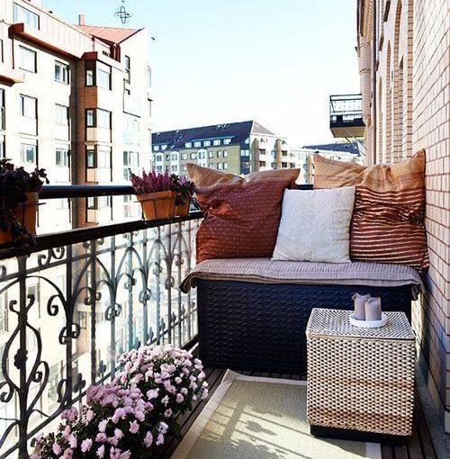 Aranżacja balkonu – co musisz wiedzieć?